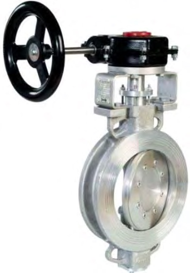 High Triple Offset Performance Butterfly Valve