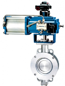 Pneumatic Valve Actuation