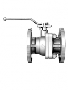 Soft Seated Ball Valve - Flanged